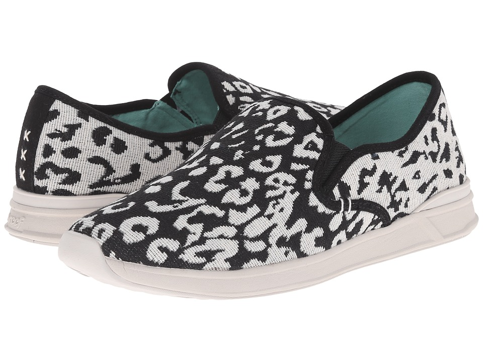 Reef Rover Slip-On TX (Snow Leopard) Women