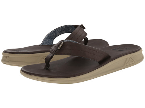 Reef - Rover SL (Dark Brown) Men's Sandals