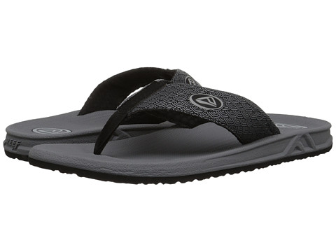 Reef - Phantom Prints (Geo Grey) Men's Sandals