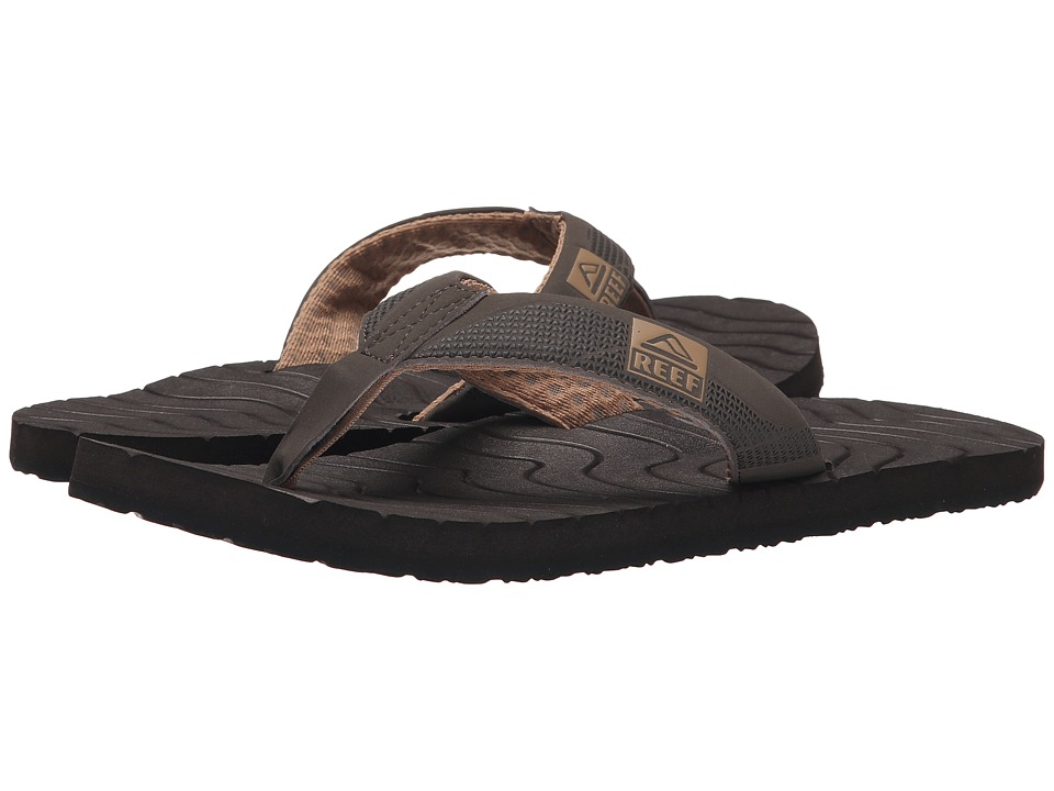 Reef - Roundhouse (Brown) Men's Sandals