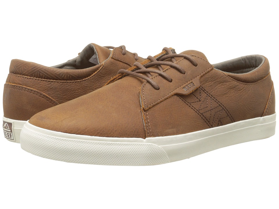 Reef - Ridge Lux (Chocolate) Men's Shoes