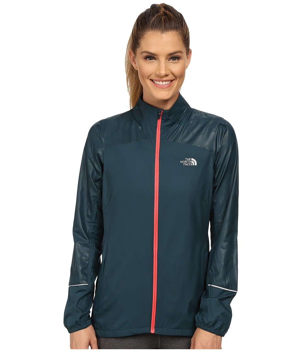 The North Face - Torpedo Jacket (Kodiak Blue) Women's Coat
