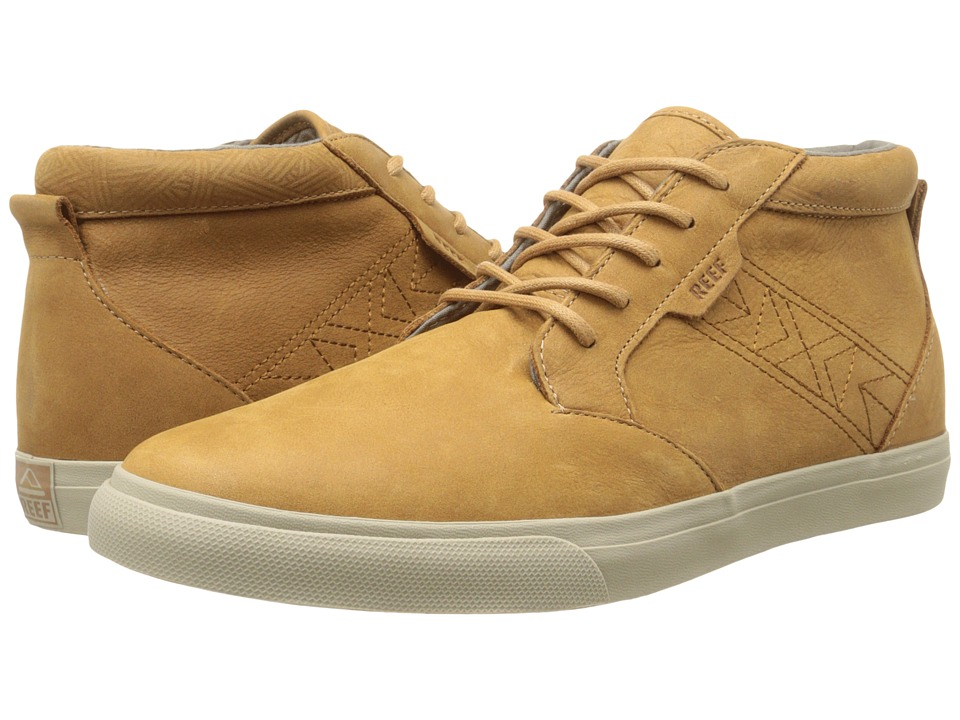 Reef - Outhaul Lux (Bronze Brown) Men's Shoes