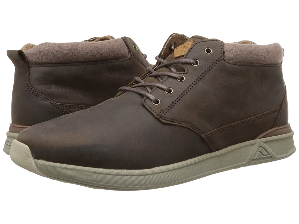 Reef - Rover Mid FGL (Bronze Brown) Men's Shoes