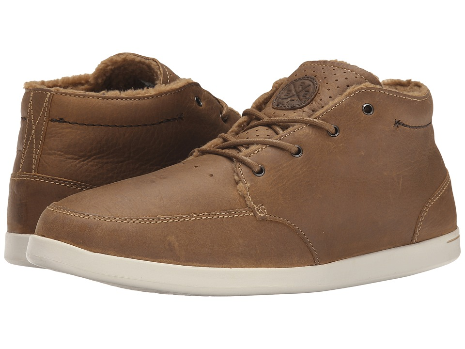 Reef - Spiniker Mid LS (Wheat) Men's Shoes