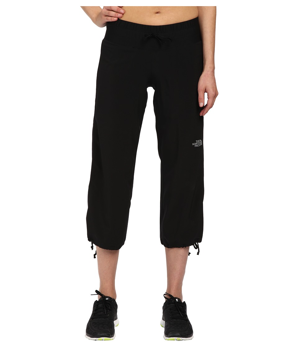 The North Face - Torpedo Stretch Capri (TNF Black) Women's Capri