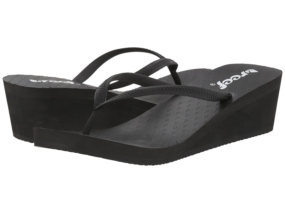 Reef - Mid Chakras (Black) Women's Sandals