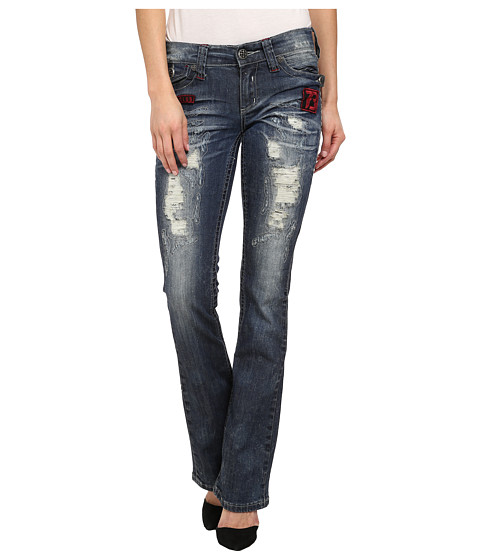 Affliction - Jade Gambit Sierra (Sierra Wash) Women's Jeans