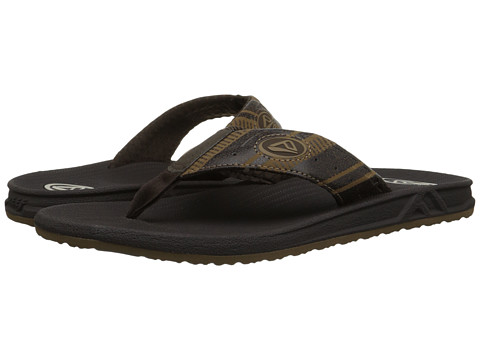 Reef - Phantom Prints (Brown Tribal) Men's Sandals
