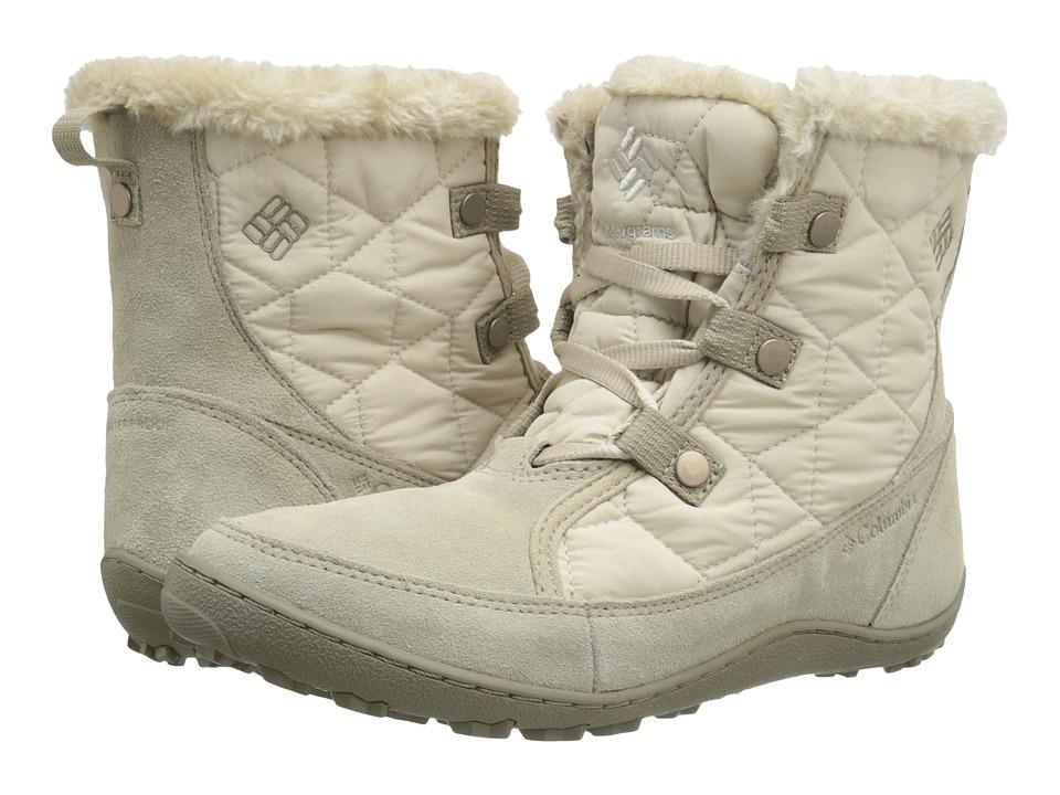 Columbia - Minx Shorty Omni-Heat (Fawn/Pebble) Women's Hiking Boots