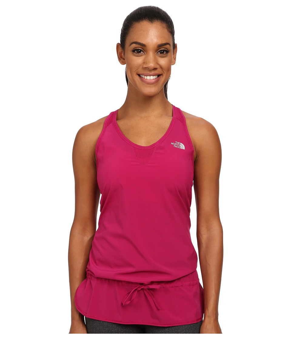 The North Face - GTD Woven Tank Top (Dramatic Plum) Women's Sleeveless