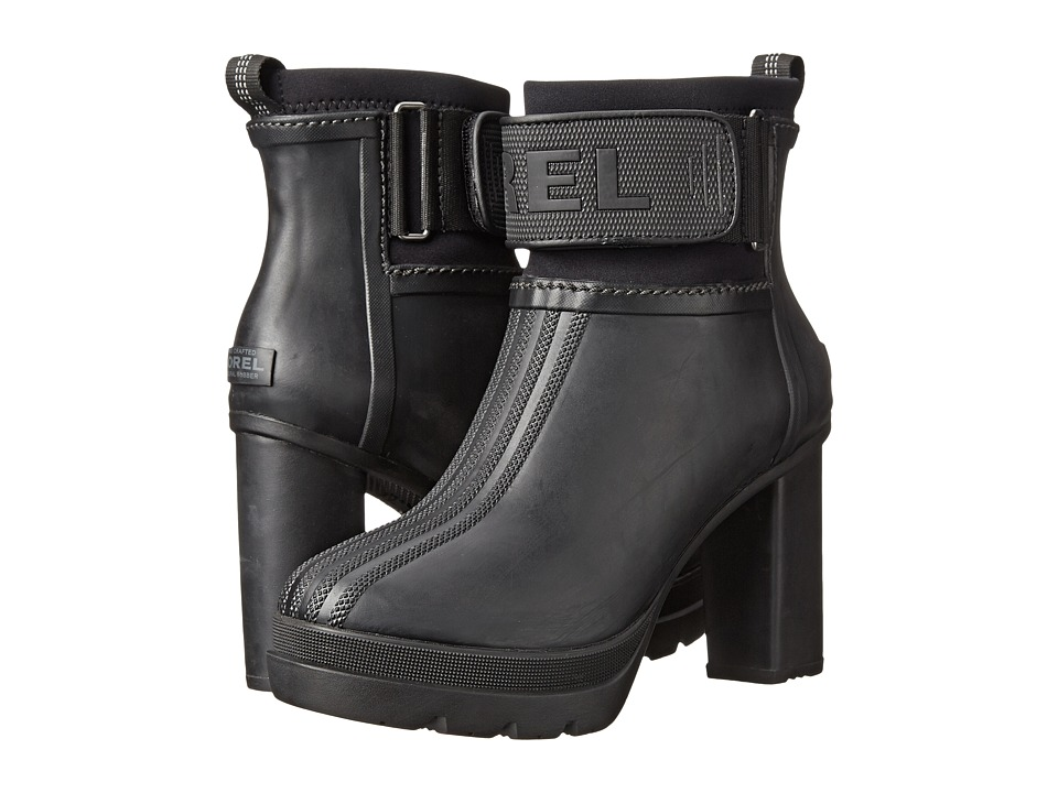 SOREL Medina III (Black/Shark) Women