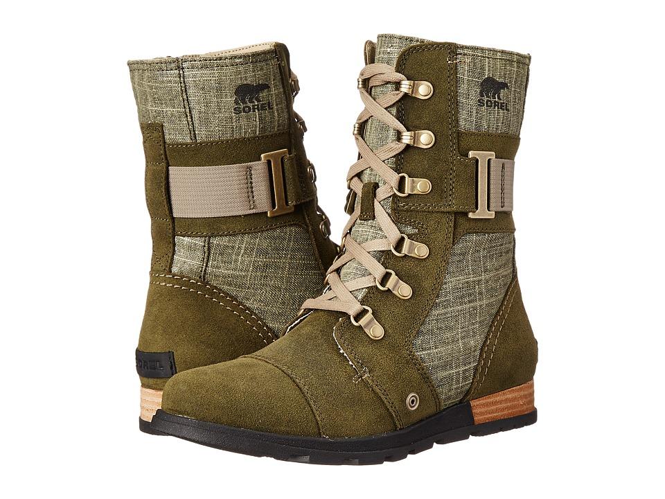SOREL - Major Carly (Nori/Pebble) Women's Cold Weather Boots