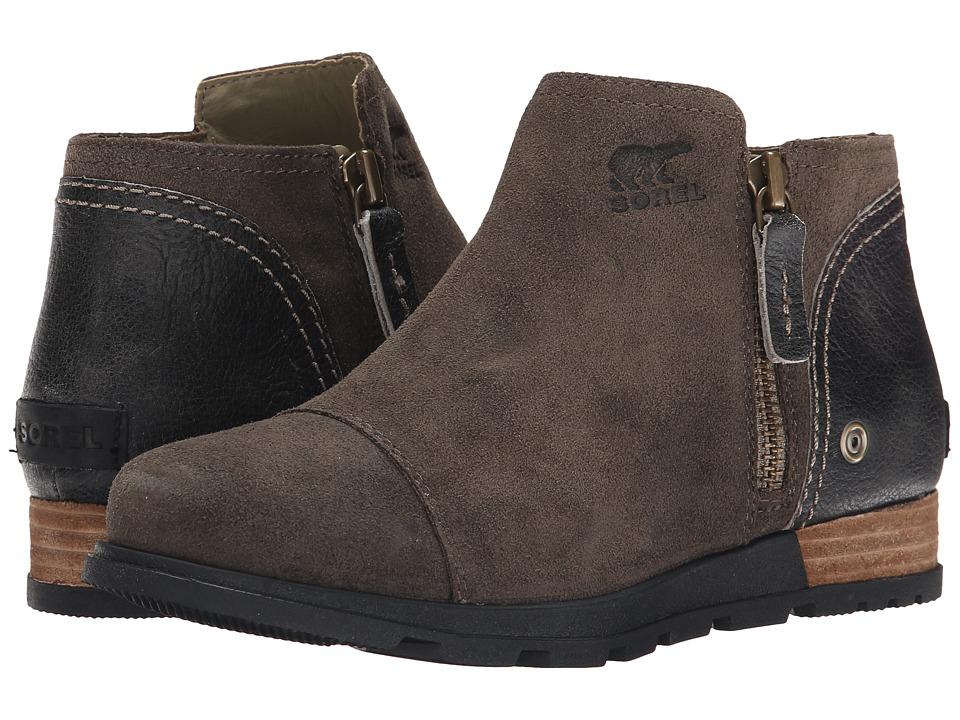 SOREL - Major Low (Major/Fossil) Women's Zip Boots