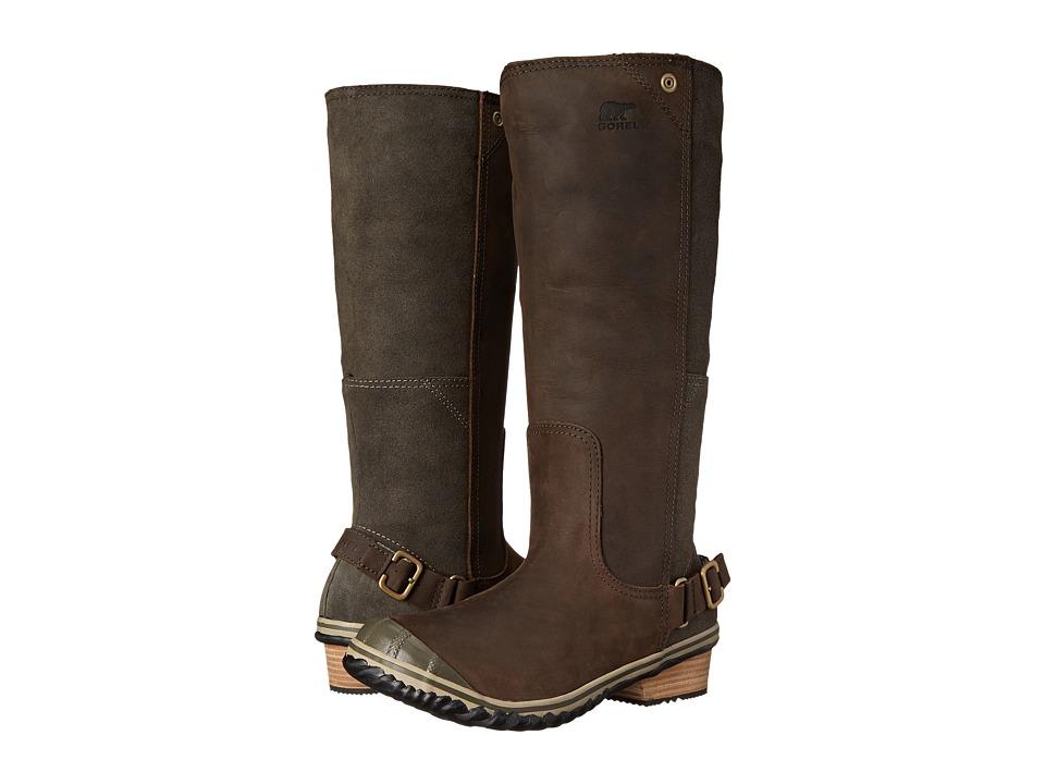 SOREL - Slimboot (Alpine Tundra/Verdant) Women's Boots