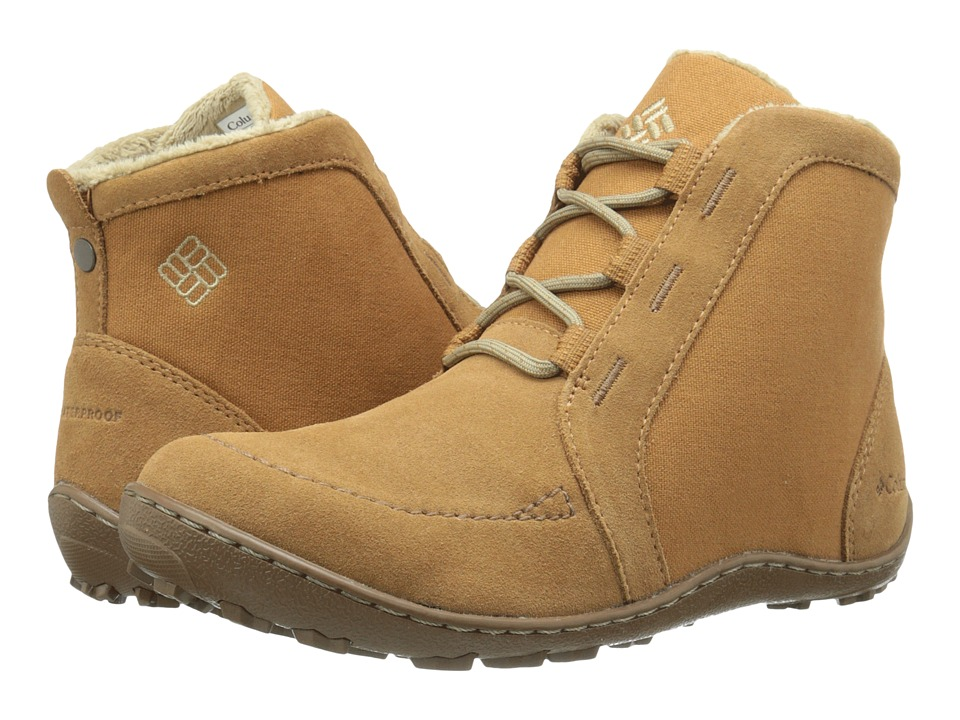 Columbia - Minx Nocca (Elk/British Tan) Women's Cold Weather Boots