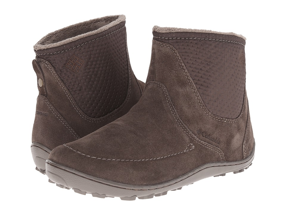 Columbia - Minx Nocca Slip (Cordovan/Mud) Women's Cold Weather Boots