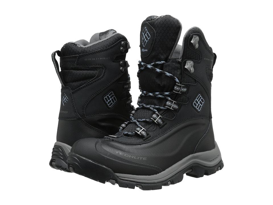 Columbia - Bugaboot Plus III Omni-Heat (Black/Dark Mirage) Women's Cold Weather Boots