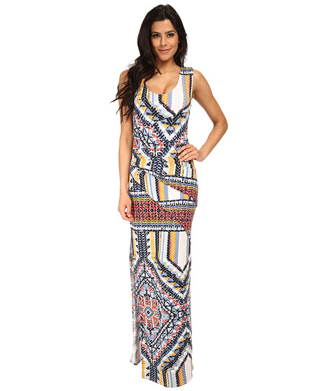 Lysse - Maxi Dress (Sedona Print) Women's Dress