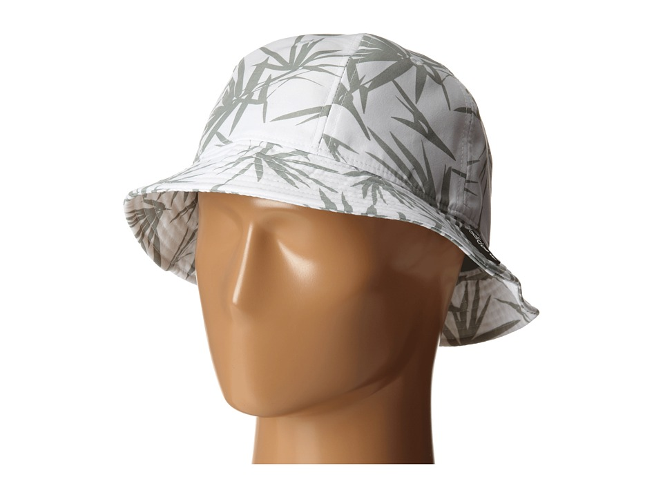 adidas - Originals Toner Bucket Hat (White) Caps