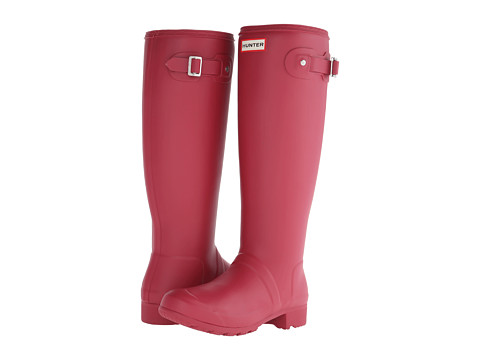 Hunter - Original Tour (Raspberry) Women's Rain Boots