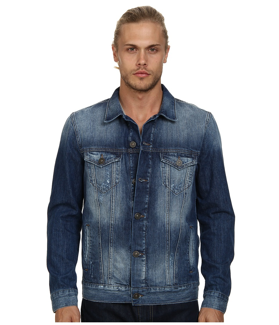 Mavi Jeans - Frank Denim Jacket (Dark Spain) Men