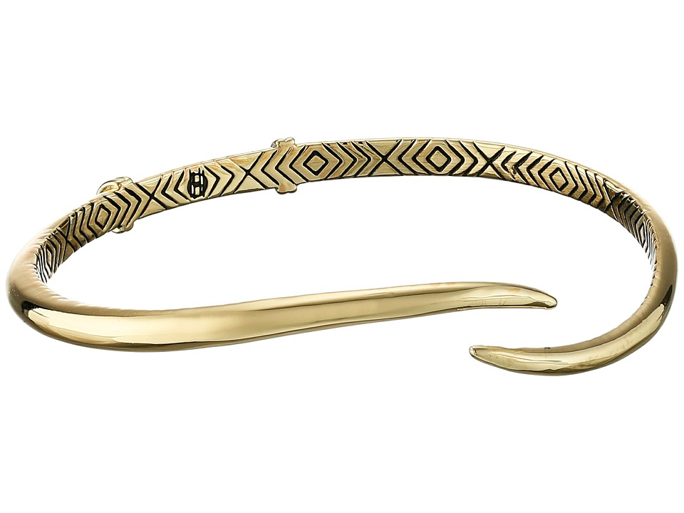 House of Harlow 1960 - Arid Bangle (Gold Tone) Bracelet