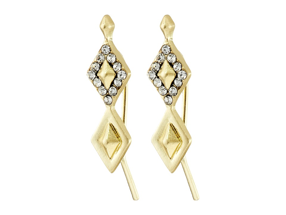 House of Harlow 1960 - Kraals Earrings (Gold Tone) Earring