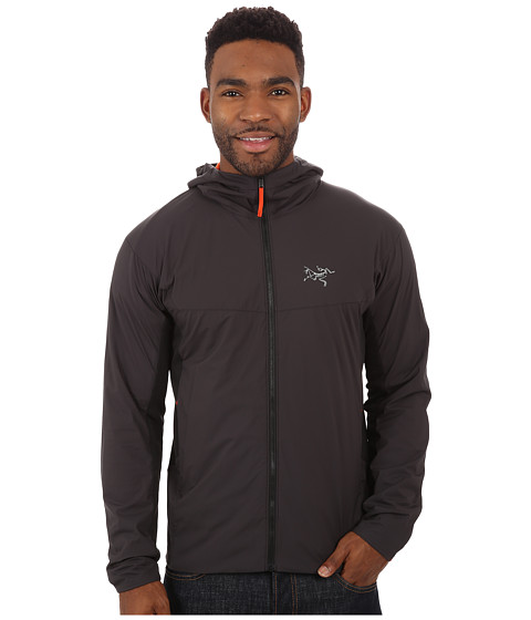 Arc'teryx - Procline Hybrid Hoodie (Carbon Copy) Men's Sweatshirt