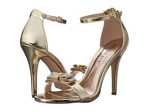 Madden Girl - Darlaaa (Gold Paris) Women's Shoes