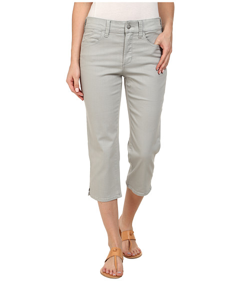 NYDJ - Bella Crop (Moonstone Grey) Women
