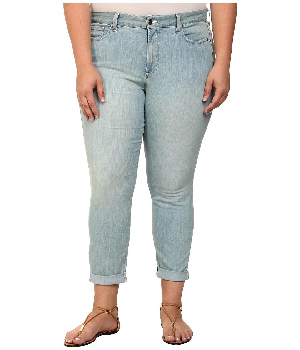 NYDJ Plus Size - Plus Size Anabelle Skinny Boyfriend in Dalton (Dalton) Women's Jeans