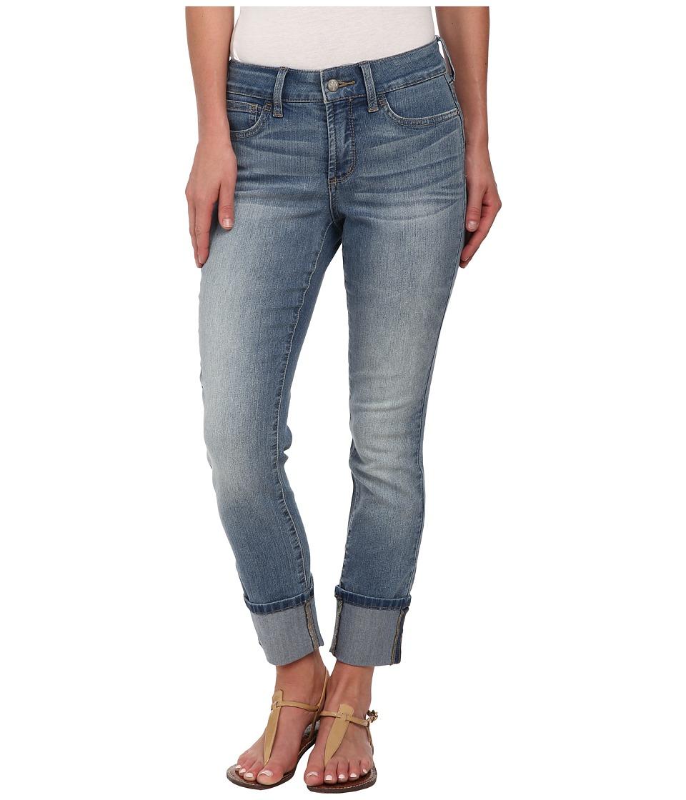 NYDJ - Lorena Skinny Boyfriend Capri in Eagle Rock (Eagle Rock) Women's Jeans