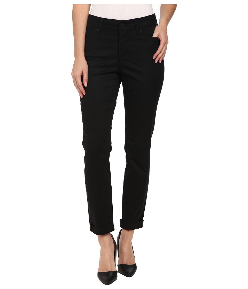 NYDJ - Anabelle Skinny Boyfriend (Black) Women's Jeans