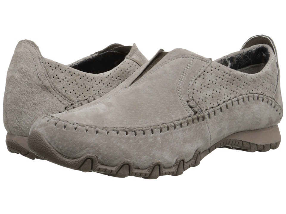 SKECHERS - Bikers - Freeway (Dark Tupe) Women's Slip on Shoes