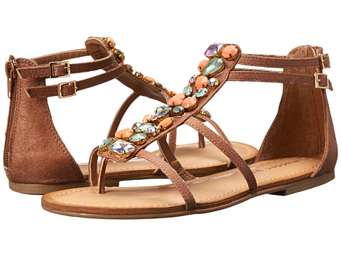 Madden Girl - Stagee (Natural Multi) Women's Sandals