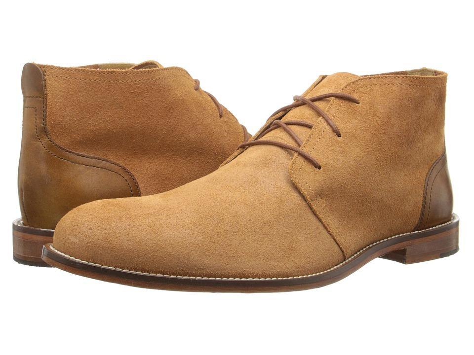 J. Shoes - Monarch (Light Tan/Glow) Men's Shoes