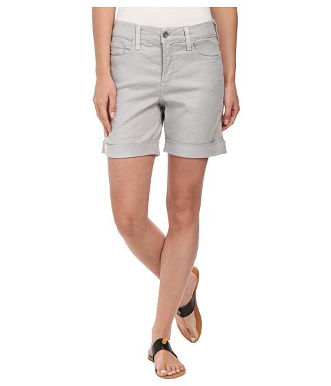 NYDJ - Avery Shorts - Linen (Moonstone Grey) Women's Shorts