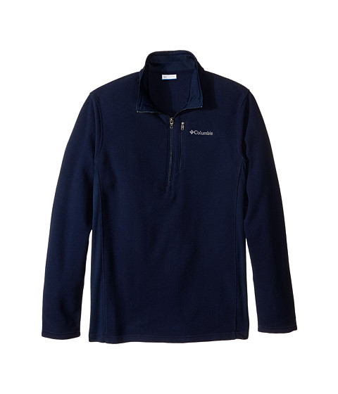Columbia - Lost Peak Half Zip Fleece (Collegiate Navy) Men's Fleece