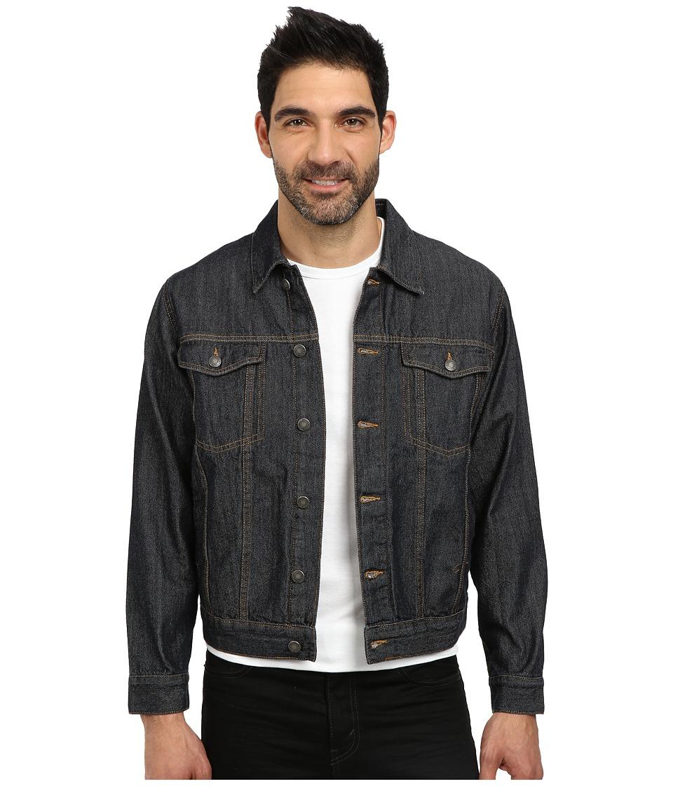 U.S. POLO ASSN. - Denim Jean Jacket (Blue-Black) Men's Coat