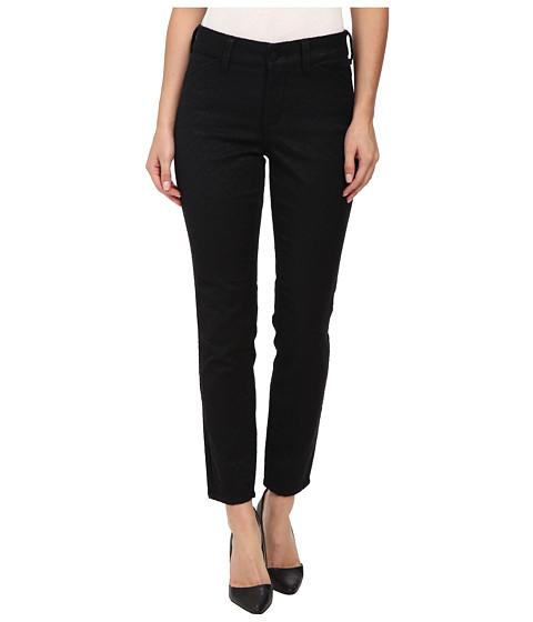 NYDJ - Clarissa Skinny Ankle - Jacquard (Black) Women's Jeans