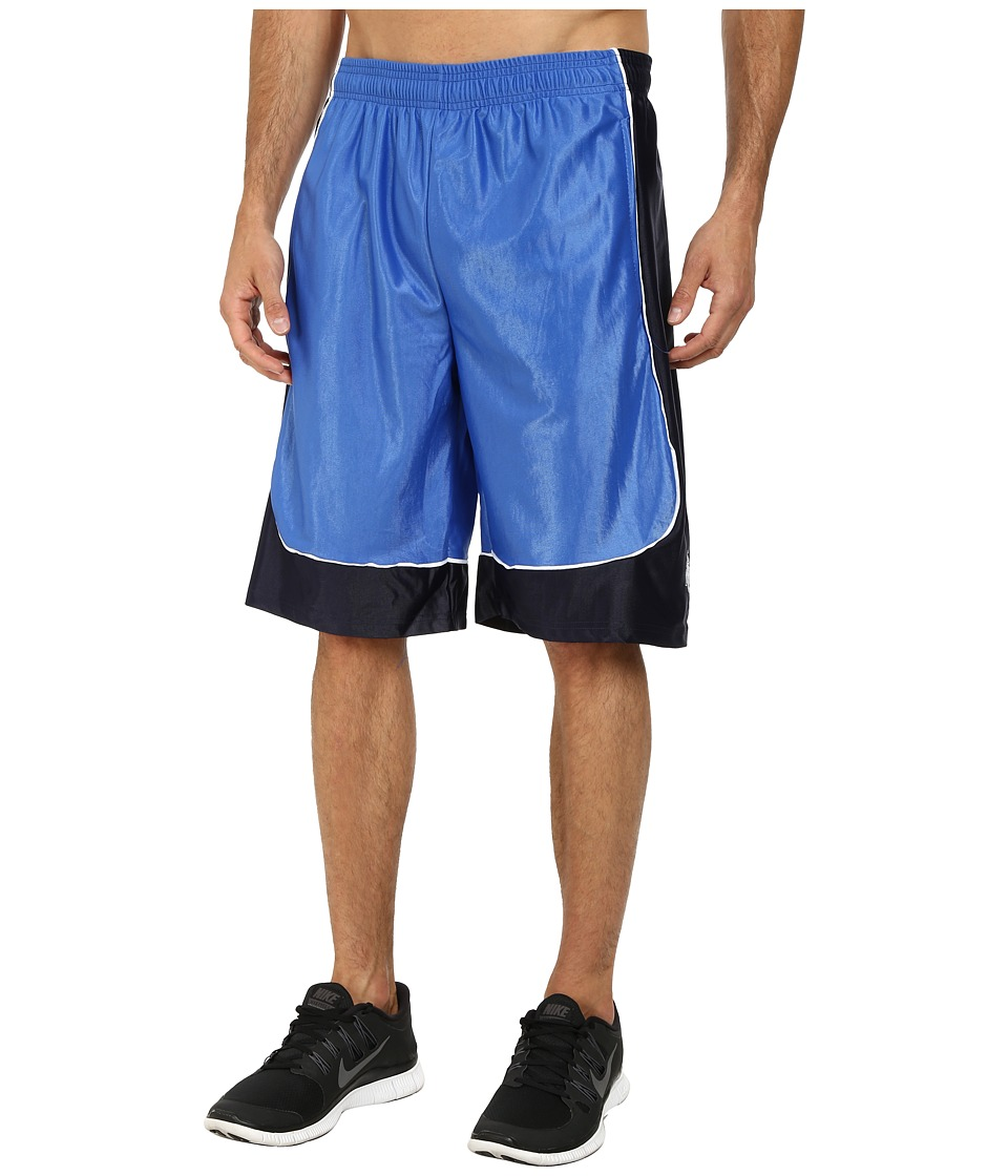 U.S. POLO ASSN. Athletic Shorts with Dazzle Side Panel (China Blue) Men