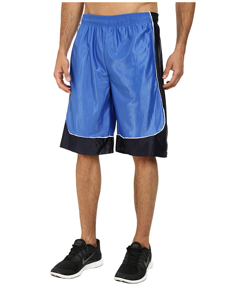 U.S. POLO ASSN. - Athletic Shorts with Dazzle Side Panel (China Blue) Men's Shorts