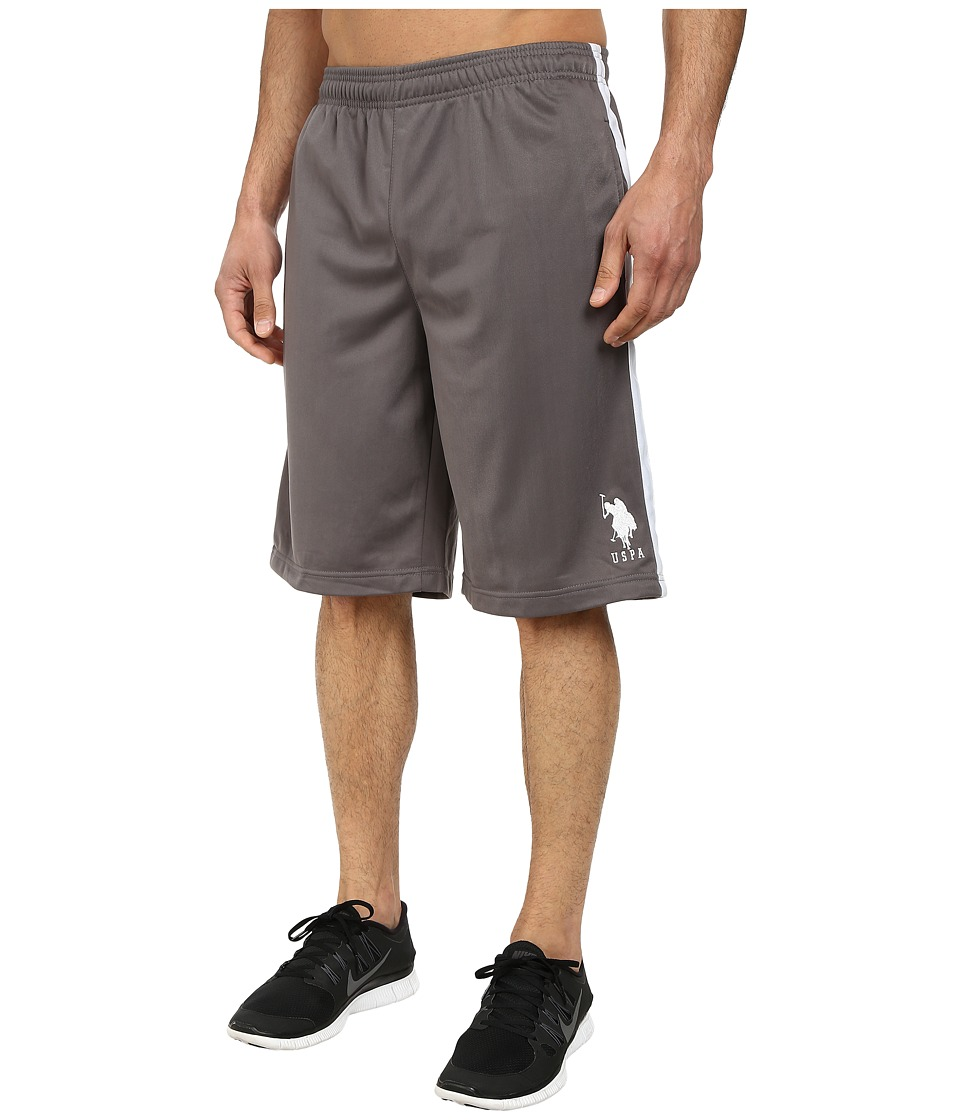 U.S. POLO ASSN. Tricot Athletic Shorts (Castlerock) Men