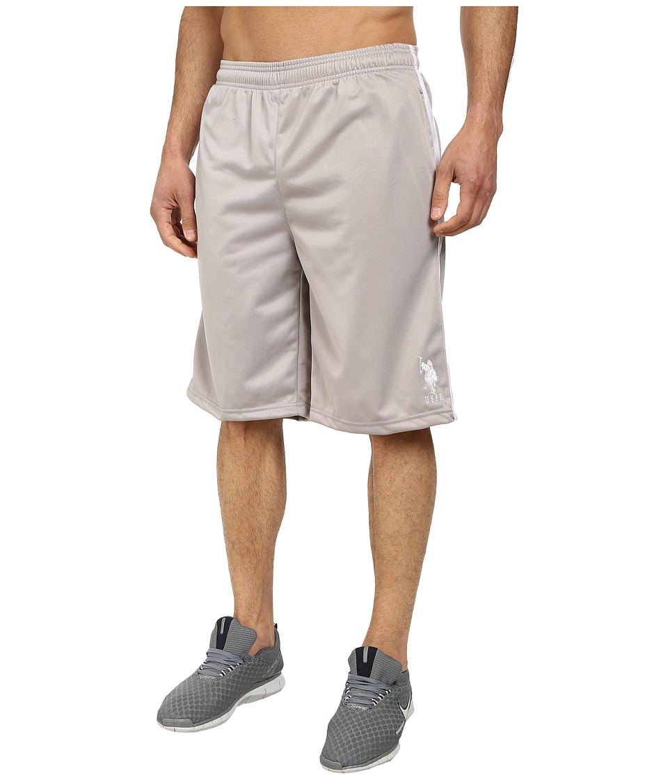 U.S. POLO ASSN. Tricot Athletic Shorts (Limestone) Men