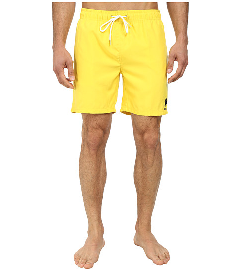 U.S. POLO ASSN. - 7 Classic Solid Small Pony (Sailing Yellow) Men