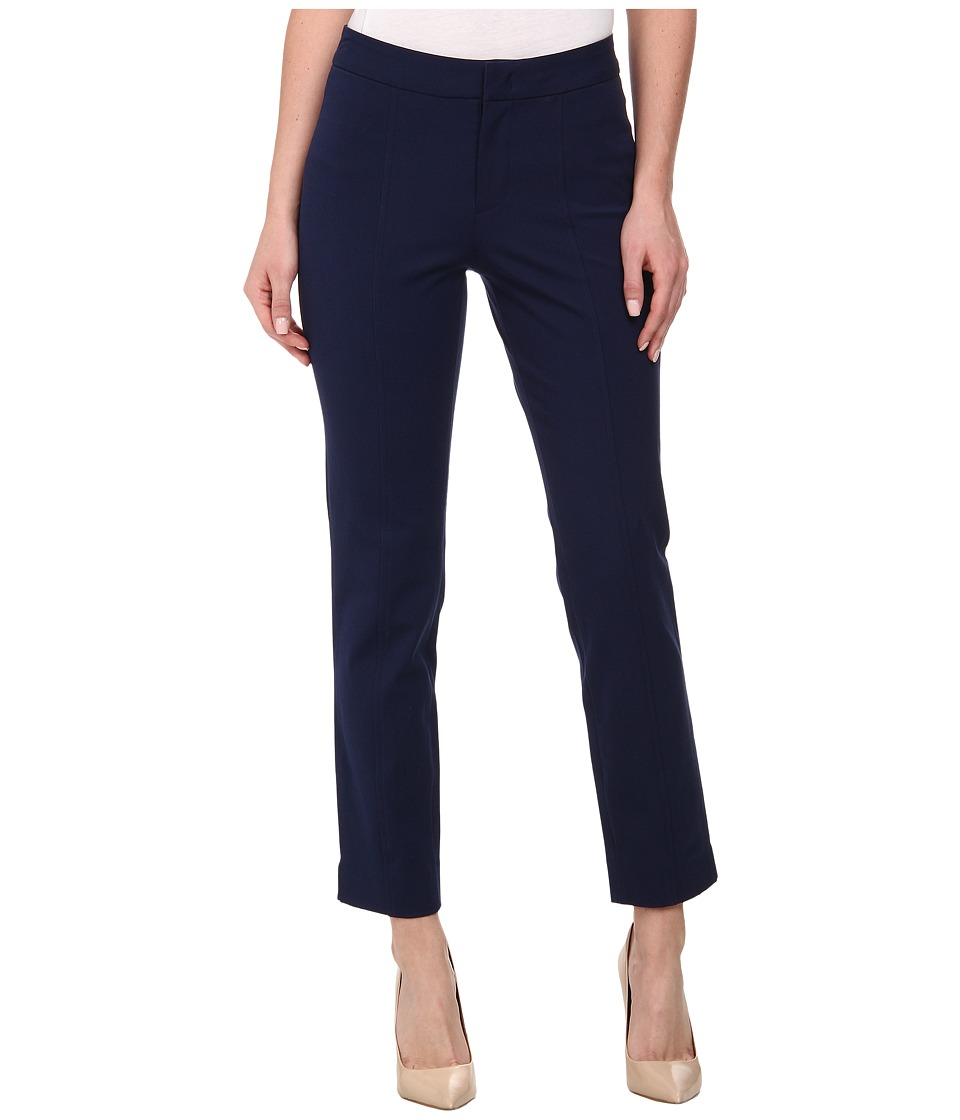 NYDJ - Ankle Pant Bi-Stretch (Oxforf Blue) Women's Casual Pants