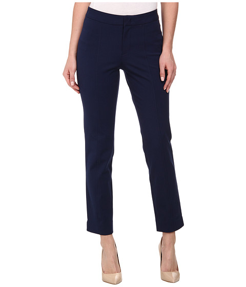 NYDJ - Ankle Pant Bi-Stretch (Oxforf Blue) Women