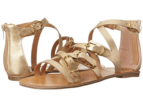 G by GUESS - Harris (Gold) Women's Sandals