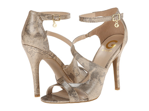 G by GUESS - Reina (Gold) High Heels